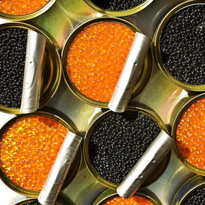Exclusive Caviar Gift Sets and Gift Baskets