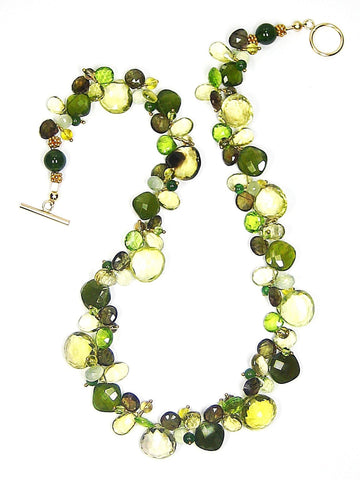 Field Greens Necklace