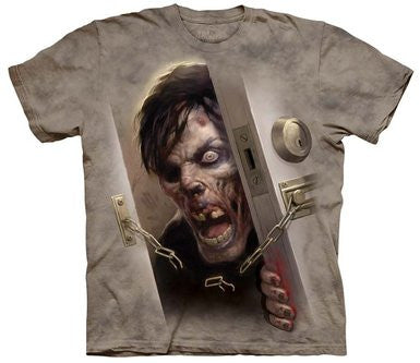 Zombie at the Door T-shirt