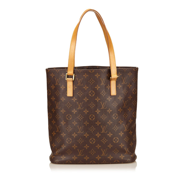 Brown Monogram Vavin GM Bag