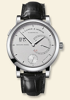 A. Lange & Söhne Lange 31 Platinum Watch 130.025