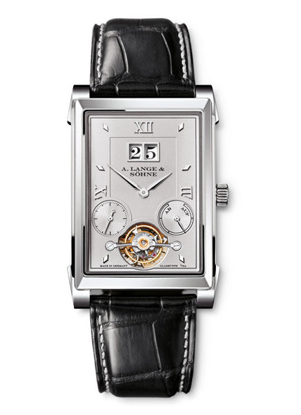 A. Lange & Söhne Cabaret Tourbillon Platinum Watch 703.025
