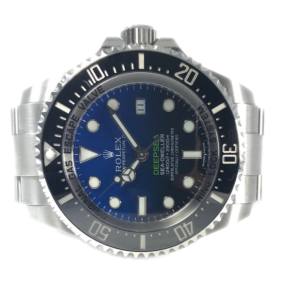 "Rolex Sea-Dweller Deepsea ""James Cameron"" 44mm 116660 - Pre-Owned"