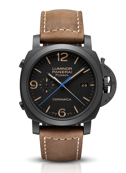Panerai Luminor 1950 3 Days Chrono Flyback Automatic Ceramica PAM00580