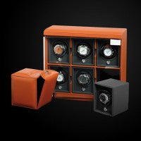 Watch Winder Six Module Unit