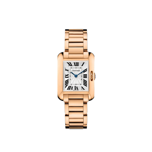 Cartier Tank Anglaise watch, small model W5310013