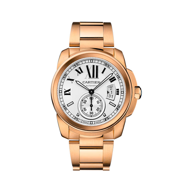 Calibre de Cartier watch W7100018