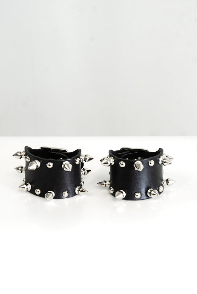 Spiked & Studded Cuff