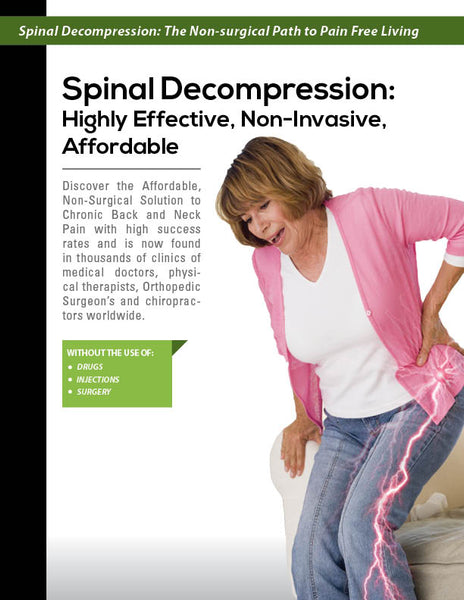 Spinal Decompression 24-page Report