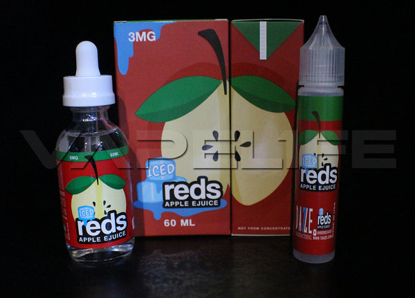 Reds Iced Apple Juice-VapeL1FE