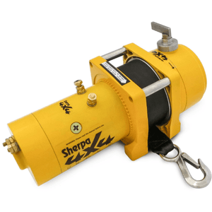 Sherpa 4x4 'Grunter' 8000lbs Boat Trailer Winch