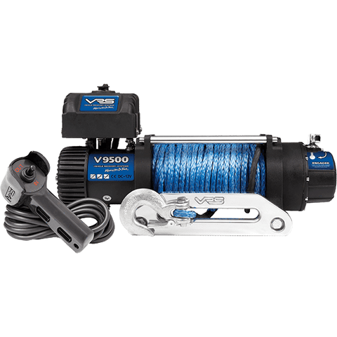 VRS V12500 winch with synthetic rope V12500S