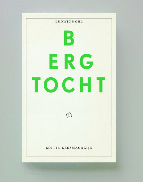 Bergtocht, Ludwig Hohl