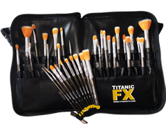 Titanic FX Zip-Up Pro Brush Belt