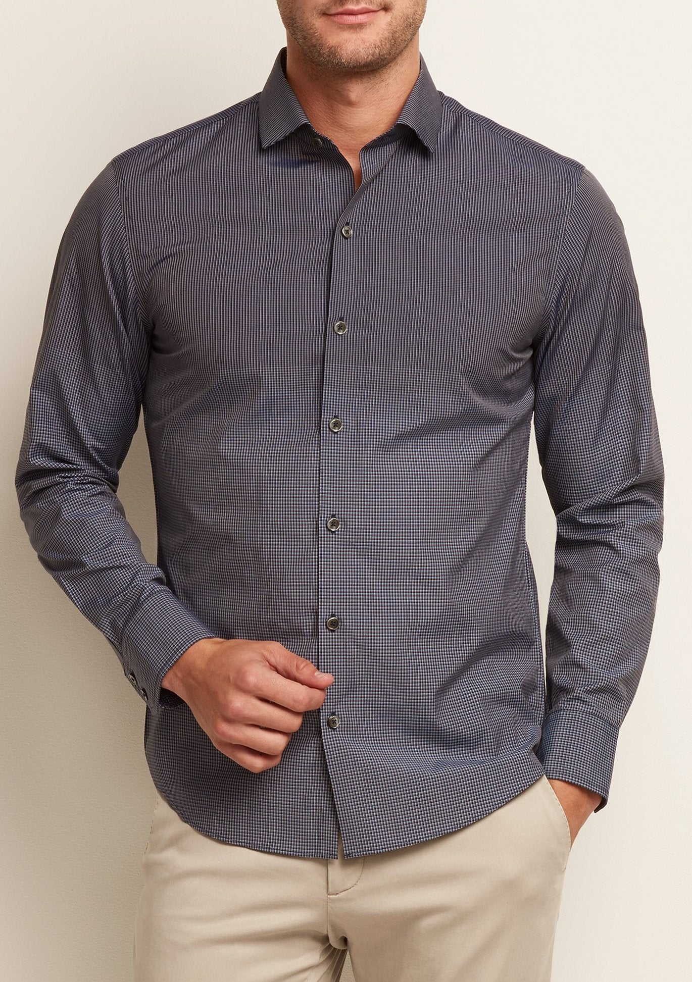 Zachary Prell Hong L/S Button Down Shirt F18S023ML