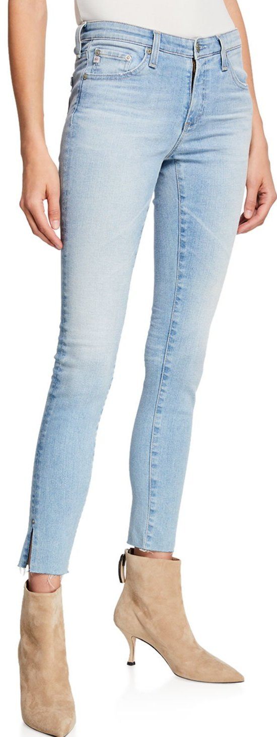 AG Jeans The Legging Ankle in 27YRS Aversions EMP1389RR