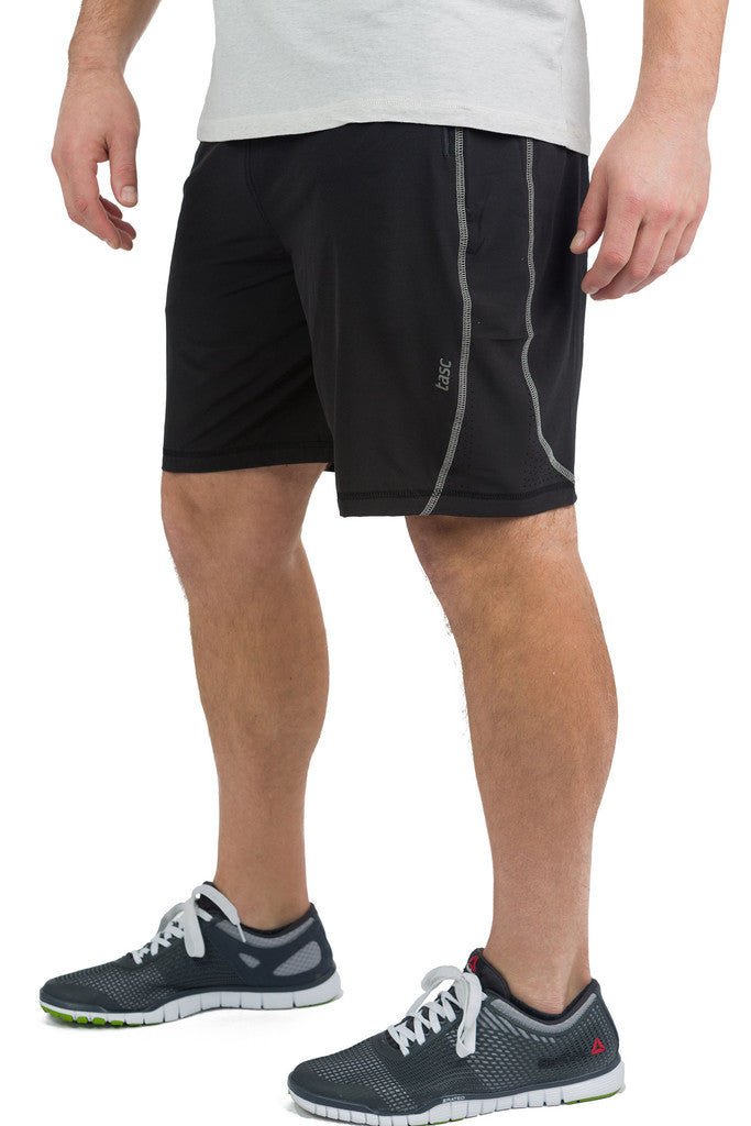 "Tasc Performance Flex 9"" Compression Short T-M-387"