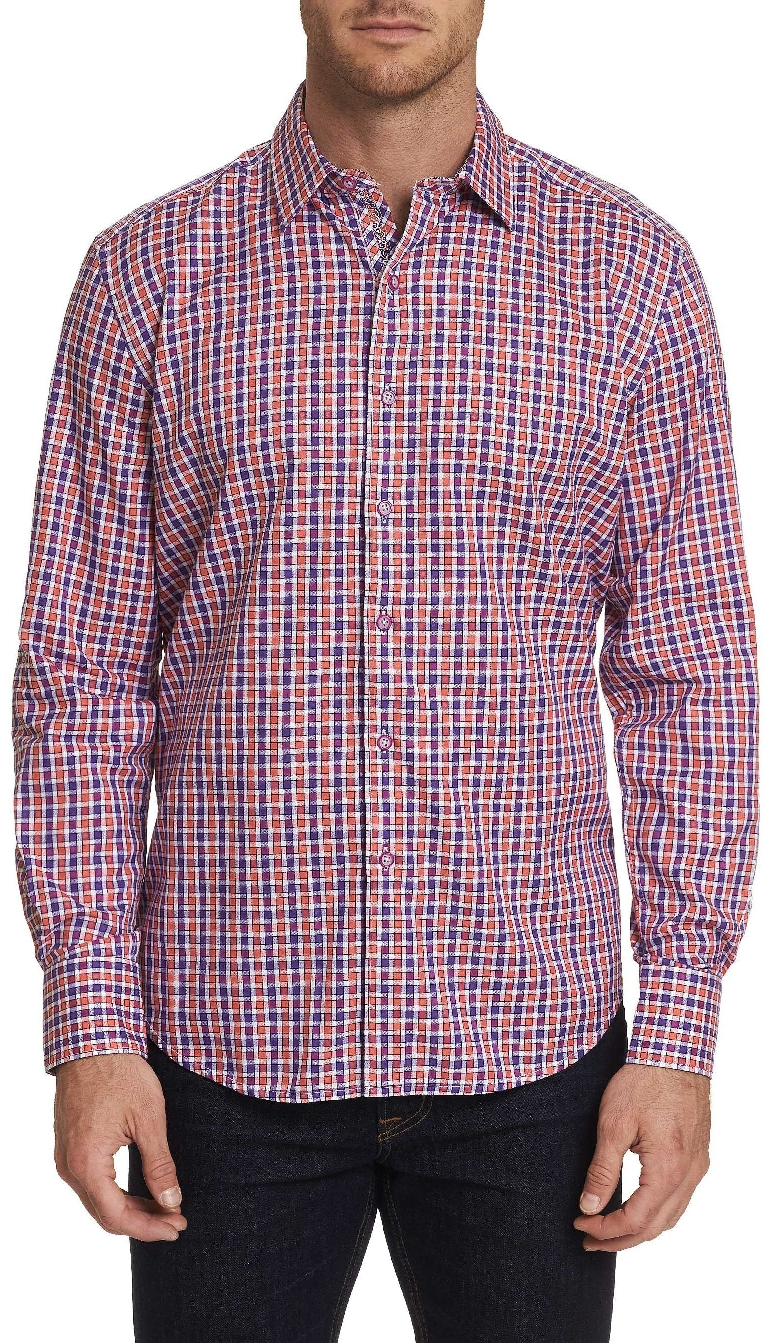Robert Graham Gainsford Sport Shirt RS191001CF