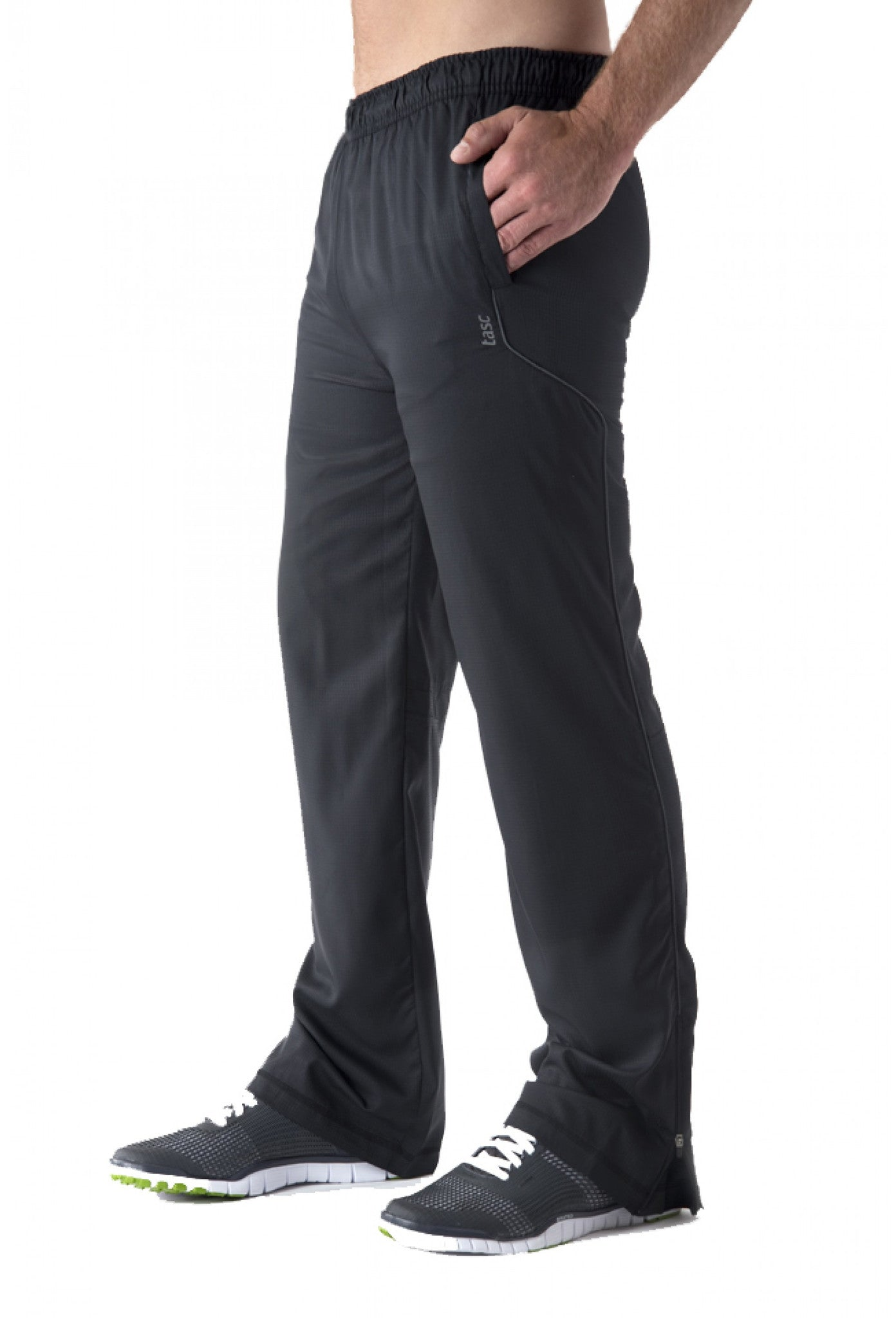 Tasc Performance Greenwich Pant in Black TM360