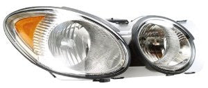 Buick Lacrosse (U.S.A.)/Allure(Canada) 05-08 Headlight  Head Lamp Driver Side Lh