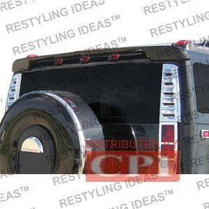 Gm Hummer 2003-2008 Hummer H2 Custom Style Spoiler Performance