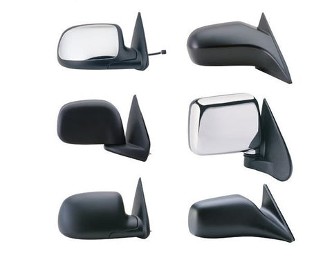 BUICK 10-11 LACROSSE/ALLURE CX 10-11 MIRROR LH POWER HEATED PTM FOLD