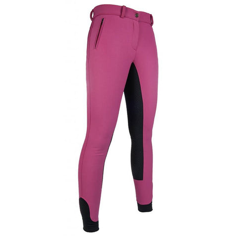 Boston Silicone Full Seat Breeches