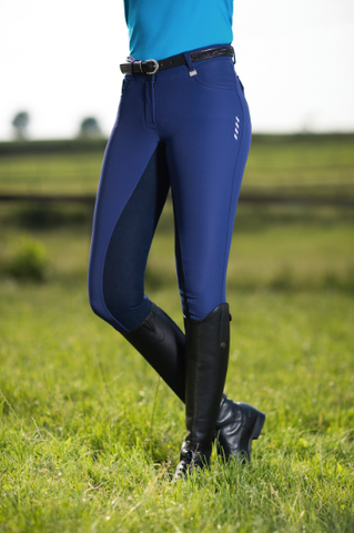 Neon Sports Full Seat Breech