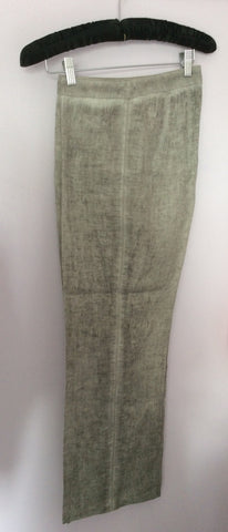 BETTY BARCLAY GREY LINEN JACKET/TOP & TROUSER SUIT SIZE 10 - Whispers Dress Agency - Womens Suits & Tailoring - 5