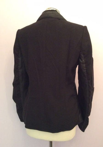Betty Barclay Black Wool Jacket Size 10 - Whispers Dress Agency - Womens Coats & Jackets - 2