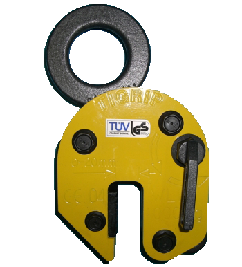 Tigrip Plate Clamp w/ Safety Lock - AMMC