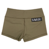 Booty Shorts - Army - Savage Barbell