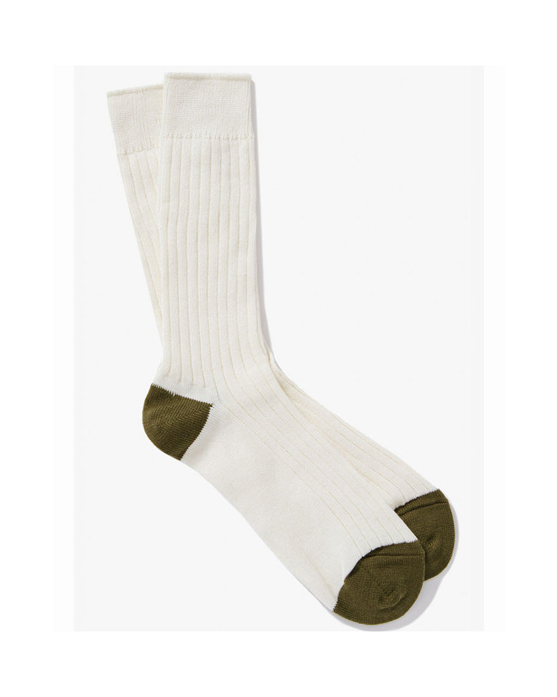 Lady White Co. Natural Athletic Socks