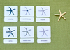 """Parts of"" the Sea Star (Starfish)<p>3-Part Reading - Maitri Learning"