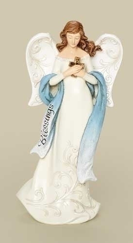 BLESSINGS ANGEL FIGURE 7.5""