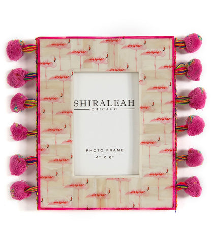 Shiraleah- The Wanderer Flamingo Frame