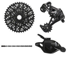 Sram X1 4-peice mini-group 1x11 10-42T drivetrain XC trail enduro