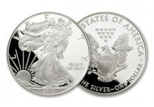 2010 1 Dollar Silver Eagle Proof