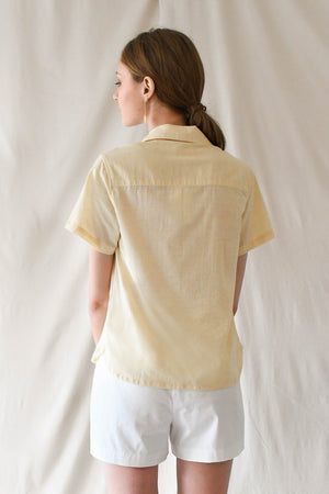 Cloud Blouse / Butter