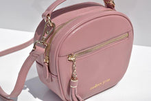 Load image into Gallery viewer, Starry Pink Luxe Litte Leather Bag