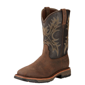 Ariat WorkHog Waterproof Work Boot 10017436