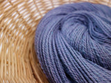 Asgard- Nordic Collection. Blended Corriedale & Merino Top, 100g - Hilltop Cloud