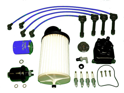 Tune Up Kit Acura Integra LS GS RS 2000 to 2001