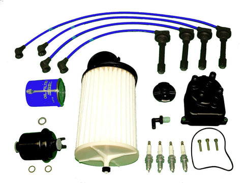 Tune Up Kit Acura Integra LS GS RS 1994 to 1995