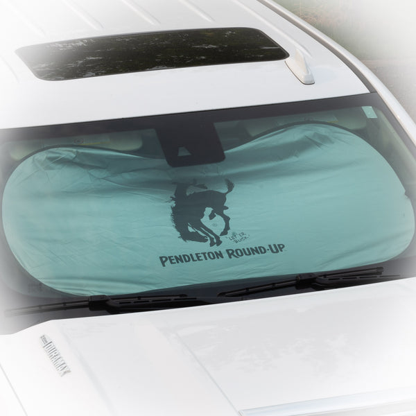 Pendleton Round-Up Car Sun Shade