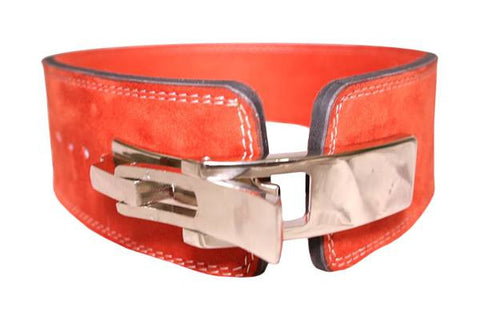 10mm Lever Belt (Color: RED)