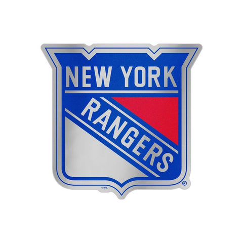 New York Rangers Logo Auto Badge Decal Sticker NEW Truck Car