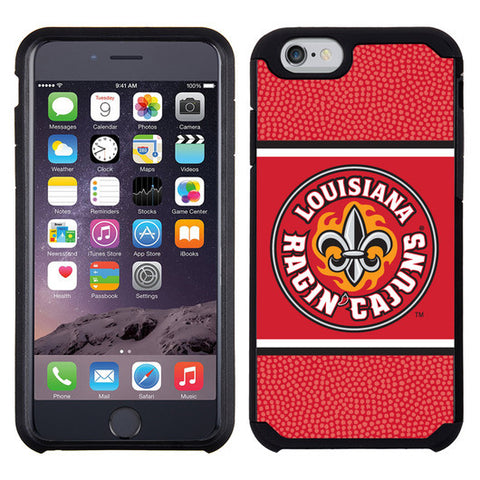 Louisiana Lafayette Ragin Cajuns iPhone 6 Football Phone Cover Durable NEW!!
