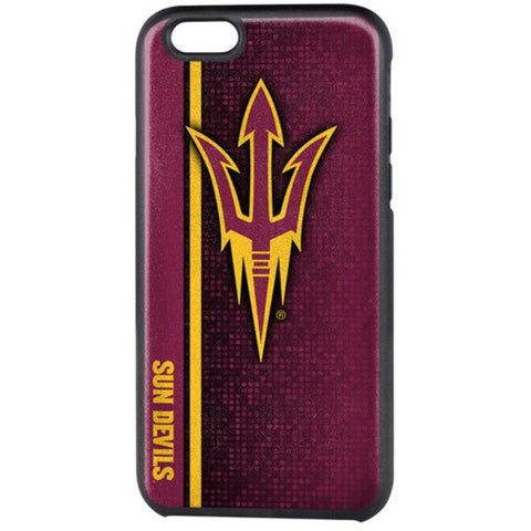 Arizona State Sun Devils iPhone 6 Rugged Phone Cover Durable NCAA NEW!! Apple