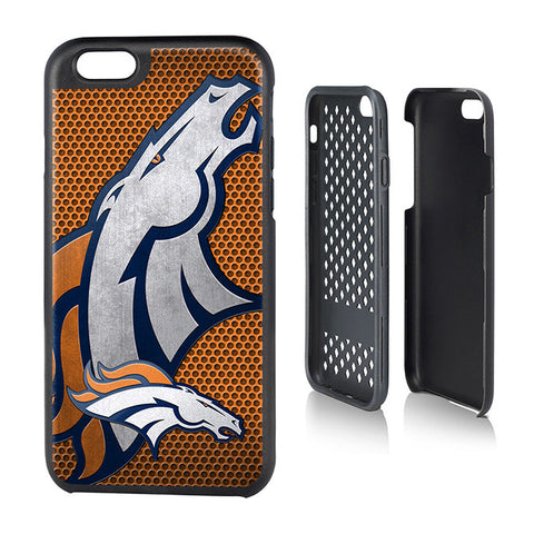 Denver Broncos iPhone 6 Rugged Phone Cover Durable NFL NEW!! Apple